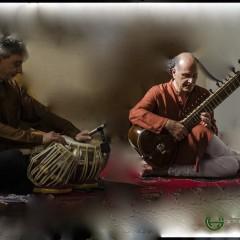 Guido Schiraldi e Federico Sanesi Musica classica del nord India