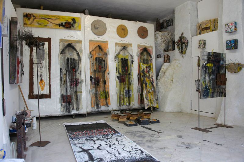 Atelier, Mauro Corbani